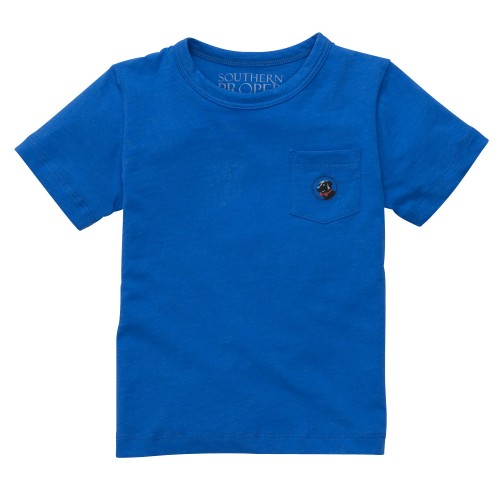 Toddler Tee - Blue
